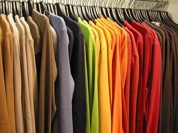 Где разместить объявление о продаже одежды?