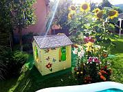 детский домик бежевый Николаев