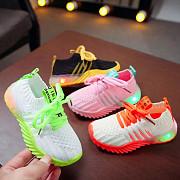 Обувь от производителя, кроссовки с подсветкой, мигающие, светодиодные Москва