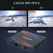 ТВ приставка, медиаплеер, Smart TV Q96HERO Android 10.0 TV Box 4G+32GB Киев