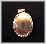 Медальон-локет, 1900-1920гг, Западная Европа (предп.Германия) Москва