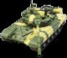 Электроника и детали модели Т-72 ДеАгостини