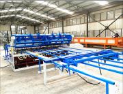 Линия по производству сварных сеток в Китай 3D Москва