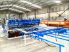 Линия по производству сварных сеток в Китай 3D
