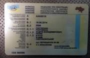 Документы на авто, мото, трактор, водительские права Украины, паспорт Киев