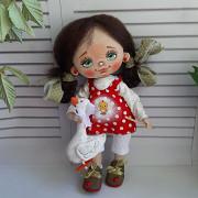 Куклы из ткани ,ручная работа Киев