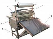 Оборудование для упаковки рулонов в пленку Минск