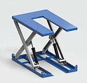 Гидравлический U-образный подъемый стол Калуга