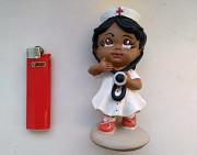 Статуэтка, фигурка медсестры Москва