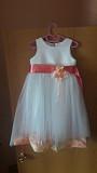 Платье детское 122-128 см рост Белгород