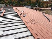Изготовление и установка террас, фасадов из террасной доски Киев
