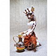 Интерьерная кукла руной работы Санкт-Петербург