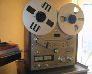 Японский катушечный стерео магнитофон Akai GX-635D Могилёв