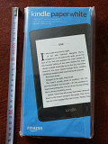 eBook reader Kindle Paperwhite 2018 8GB Waterproof With Ads Black Am Кишинёв