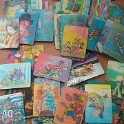 Приобрету переливные и стерео календарики СССР. Таблицы умножения. Мариуполь