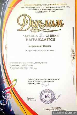 Фортепиано Обучение Парнас Санкт-Петербург