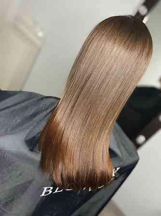 Кератин, ботокс для волос Санкт-Петербург
