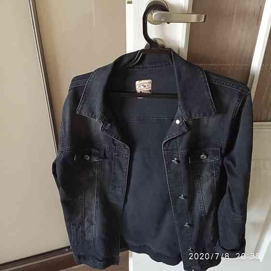 Куртка джинсовая Минск