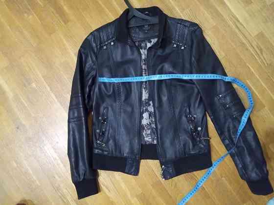 Куртка кожаная Минск