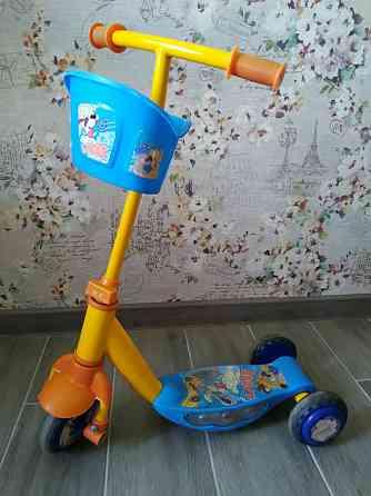 Продам трёхколесный детский самокат Нижний Новгород