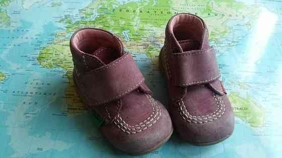 Ботинки для девочек Kickers Минск