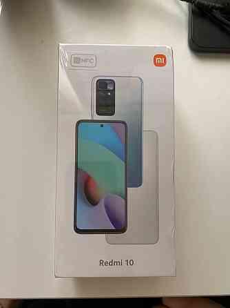 Xiaomi Redmi Note 10 4/64 NFS,НЕ РАСПАКОВЫВАЛСЯ Люберцы