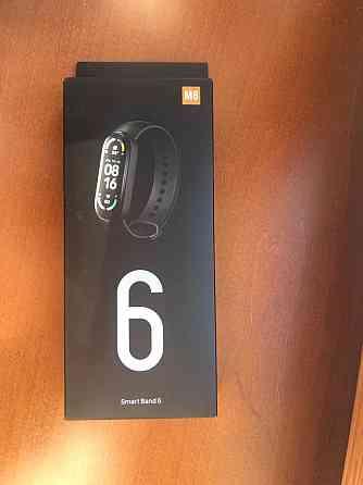 Фитнес-браслет Xiaomi Mi Band 6 Минск