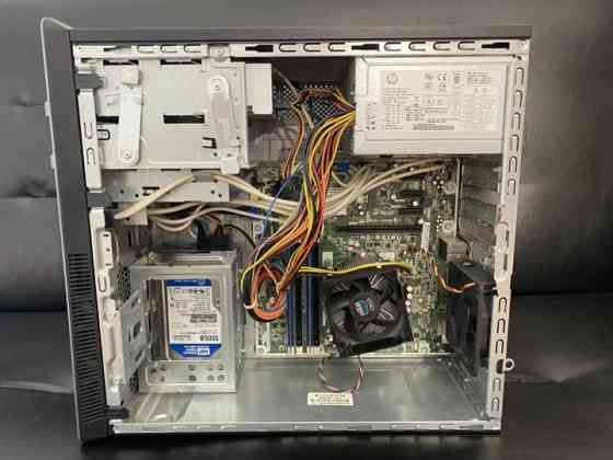 Настольный компьютер HP Pavilion p7-1021ru + БОНУС Москва