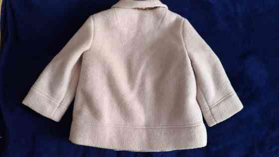 Пальто детское zara Гомель