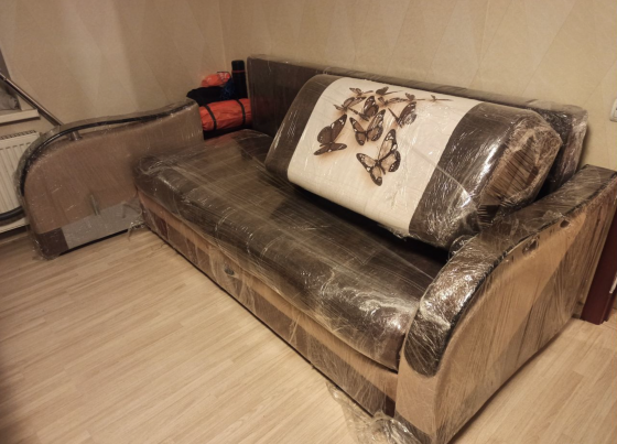 Двуспальный диван (бнп) Королёв