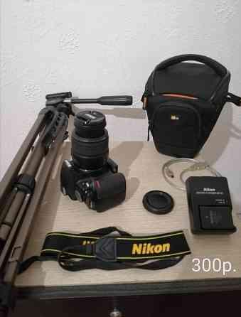 Продаётся фотоаппарат NIKON D3100 Минск