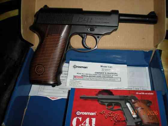 Пневматический пистолет Crosman C41 Херсон