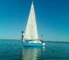 Хорошая прогулочная яхта