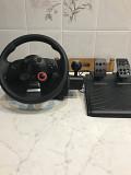 Продам игровой руль Logitech Driving Force GT Донецк