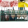 Линия для вытопки и переработки животного жира в пищевой, технический