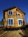 Прекрасный Брусовой дом в Дзержинске Иркутск