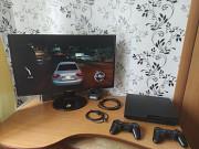 SONY PS3 Slim .Прошивка + 22 Игры. 2 геймпада. Бобруйск