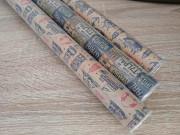 Бумага упаковочная крафтовая 70х100 см Витебск