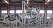 Оборудование шелушения и сепарации семян подсолнечника ТFKH-1500 Кишинёв