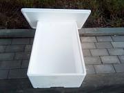 Продам пенопластовый ящик с крышкой для хранения и охождения продуктов Минск