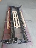 Режущий аппарат для сегментных косилок КСП-2,1; КСФ-2,1; КН-2,1; КПР-4 Бийск