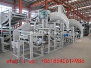 Оборудование шелушения и сепарации семян подсолнечника TFKH-600 Бельцы