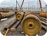 Железнодорожные цельнокатаные колеса