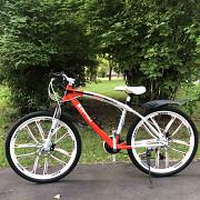Велосипед Бмв на дисках новый Минск