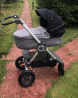 Детская коляска премиум класса 2в1 STOKKE SCOOT 2019