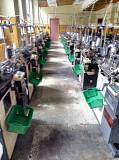 Вязальные автоматы и станок для нанесения ПВХ покрытия Минск