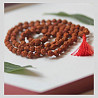 Четки из плодов рудракши 108 бусин