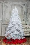 Новогодняя искусственная белая ёлка Минск