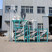Оборудование для очистки,шелушения и сепарации семян подсолнечника ТFK Кишинёв