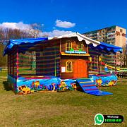 Мобильный игровой комплекс на прицепе Кишинёв